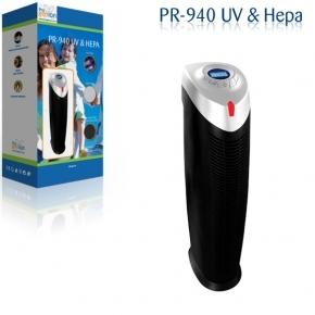 PR-940 uv hepa ionisator luchtreiniger