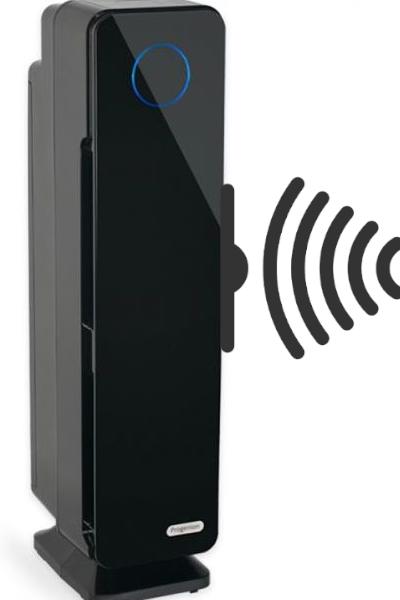 Luchtreiniger sensortechnologie PR-950