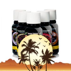Etherische olie oasis