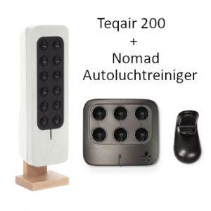 Teqair 200 plus Nomad Autoluchtreiniger