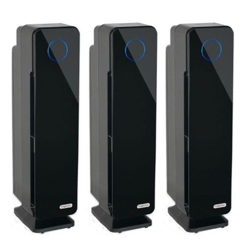 3 x PR-950 UVS Sensor HEPA luchtreinigers