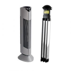 Luchtreiniger ionisator PR-369R zilver
